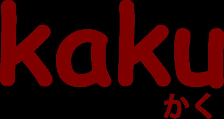 Confie Coworking Space Indonesia Partner - Logo Kaku Food
