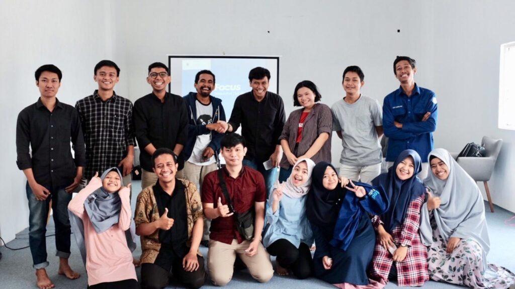 Confie Indonesia Coworking Space di Makassar - Tentang Kami