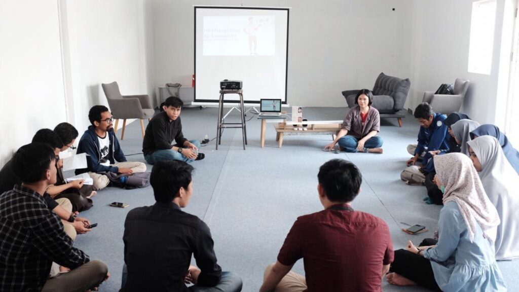 Confie Indonesia Coworking Space - Community Image