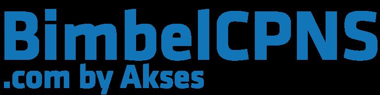 logo bimbel CPNS biru
